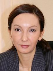 Динара Еникеева