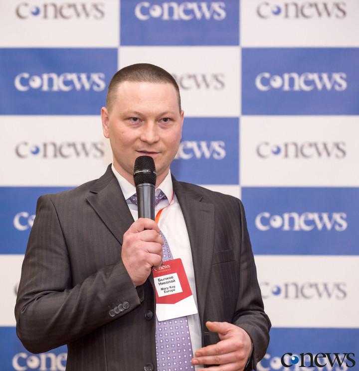 Николай Бычков, менеджер центра компетенций по автоматизации процессов Mary Kay Europe: Роботов надо использовать там, где обычная автоматизация не приносит требуемого результата
