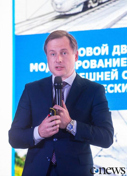Евгений Чаркин, заместитель генерального директора РЖД: Роботы и сотрудники работают совместно для достижения одной цели
