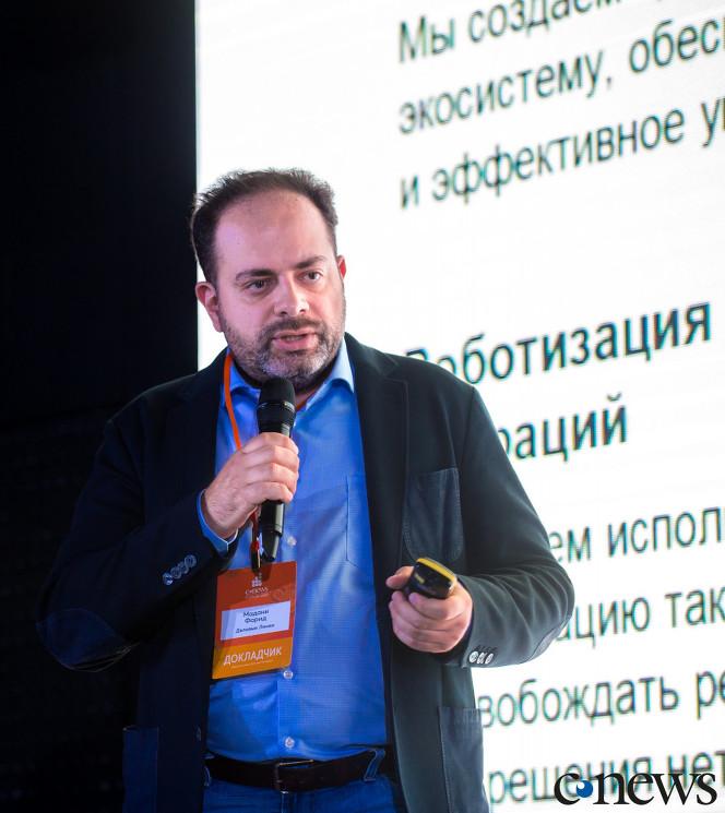 Фарид Мадани, генеральный директор компании «Деловые линии»: Мы создаем единую цифровую экосистему, обеспечивающую гибкое и эффективное управление бизнесом
