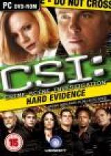 CSI: Hard Evidence(CSI: Отягчающие обстоятельства)