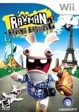 Rayman Ravin Rabbids 2