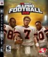 All-Pro Football 2K8 (2007)