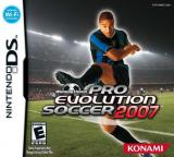 Winning Eleven: Pro Evolution Soccer 2008 DS