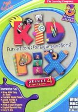 Learning Company Kid Pix Deluxe 4 (2005)