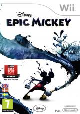 Disney Epic Mickey (2010)