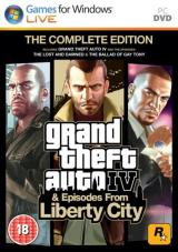 Grand Theft Auto IV: The Complete Edition (2010)