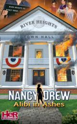 Nancy Drew: Alibi in Ashes (2011)