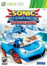 Sonic & All-Star Racing Transformed (2012)