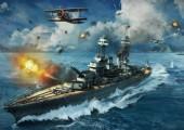 World of Warships: Яркое солнце, лазурное море, умопомрачительные пейзажи… и боевые корабли!