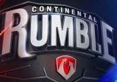 Continental Rumble: финал турнира по World Of Tanks