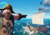 Одна из самых ожидаемых игр 2018 года: Sea Of Thieves