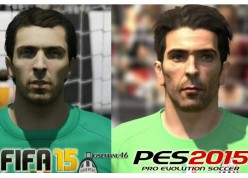 Pro Evolution Soccer 2015 VS Fifa 15 - сравнение