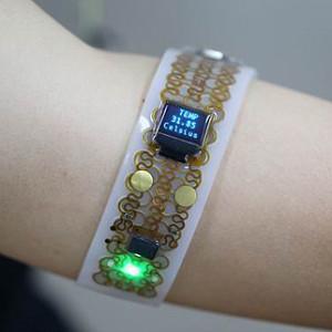 Смартфоны-наклейки или будущее электроники