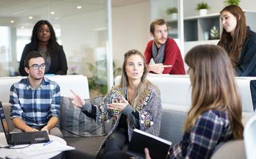 Что хочет бизнес: Как ИТ позволяют создать хороший коллектив