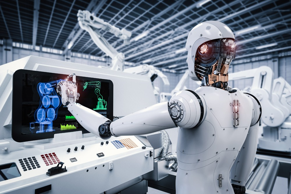 the future of artificial intelligence and robotics Tech & science robots artificial intelligence  in the future, robots won't just build cars, they'll also drive them, replacing human jobs by taking over taxis, semi trucks and trains.
