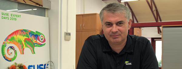 Владимир Главчев, SUSE: У нас на глазах происходит очередная революция в ИТ