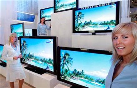 HDTV все шире распространяется в России