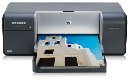 Напротив Hewlett-Packard Photosmart Pro B8850 также имея 8 цветов вполне доступен