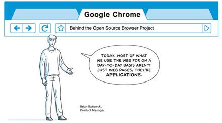 Новый браузер Google позаимствовал многое из других проектов open-source