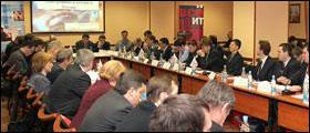 Круглый стол CNews: ITSM и эффективность бизнеса