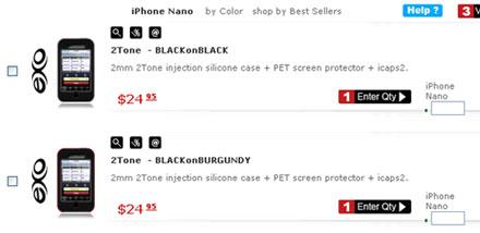 Купить чехол на несуществующий пока iPhone nano можно уже сейчас