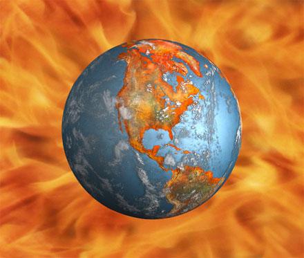 Поиск в Google увеличивает выбросы углекислого газа в атмосферу