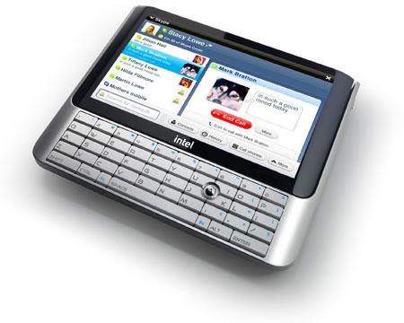 Мобильные интернет-устройства должны занять место между смартфонами и нетбуками, планируют в Intel