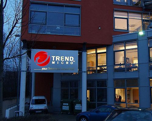 На мировом рынке ИБ Trend Micro — третий по величине игрок