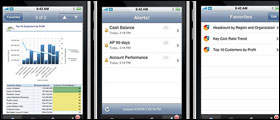 SAP будет работать на iPhone