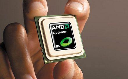AMD: наши чипы за шесть лет стали в 35 раз быстрее