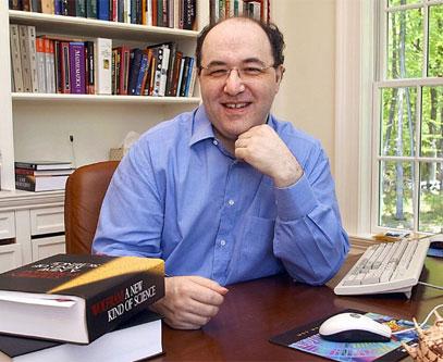 Стивен Вольфрам стал известен в научных кругах благодаря программе Mathematica