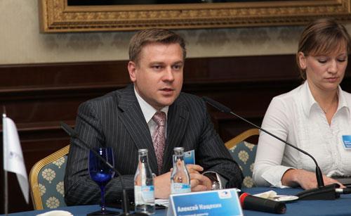 Алексей Нащекин надеется в 2009 г. «быть не хуже по показателям оборота и прибыли»