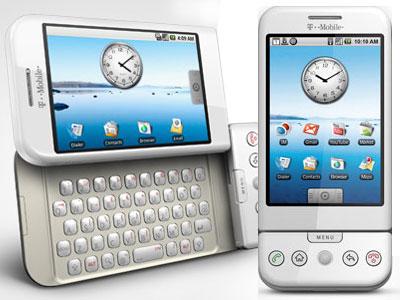 Google: T-Mobile G1 - это только начало