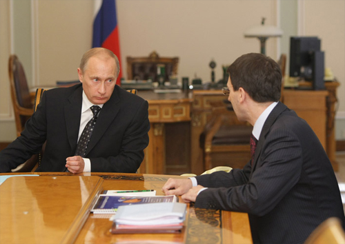Путин заявил, что Минкомсвязи предстоит разработать новую программу «Электронное правительство» на 2011-2015 гг.