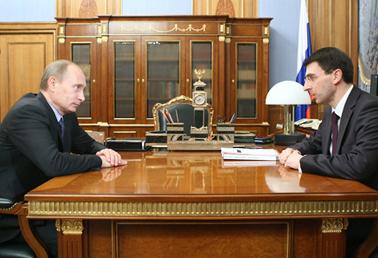 В новом поручении Владимира Путина говорится о разработке долгосрочной целевой программы «Информационное общество» на 2011-2018 гг.
