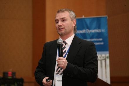 Николай Прянишников умеренно доволен результатами российского офиса Microsoft в первом полугодии 2009 г.