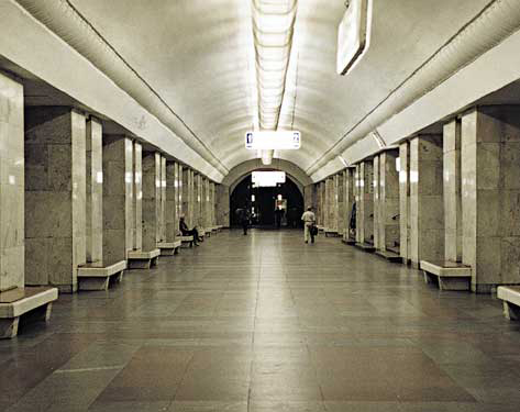 Первой станцией метро, где появилась сеть 3G, стал «Университет»