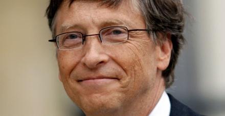 Билла Гейтса новый