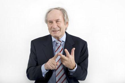 Август-Уиллем Шеер, основатель IDS Scheer, готов передать свои акции бывшим конкурентам из Software AG