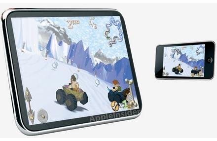 Действительный вид будущего устройства - согласно AppleInsider