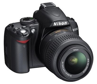 Рекомендуемая стоимость Nikon D3000 с объективом AF-S Nikkor 18-55mm...