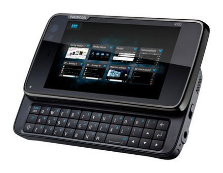 Nokia  N900 Internet Tablet