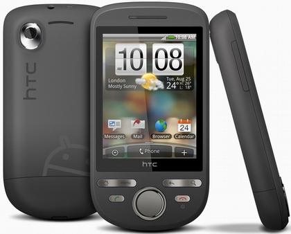 HTC Tattoo: «гуглофон» для массового потребителя
