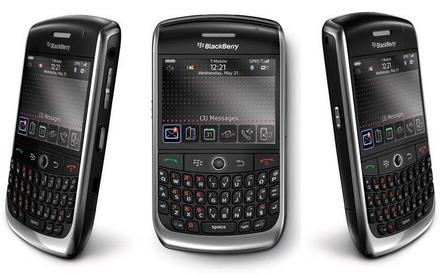 Cмартфон  BlackBerry Curve 8900