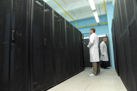 Первый коммерческий ЦОД Связьинвеста открылся в Сибирьтелекоме