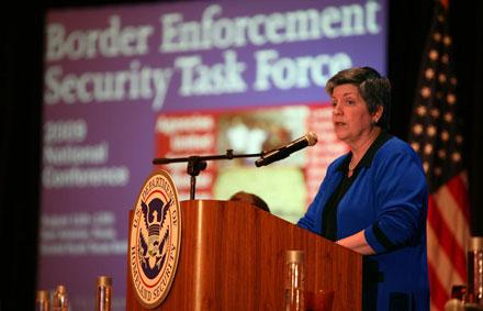 Джанет Наполитано объявла о начале кибер-мобилизации