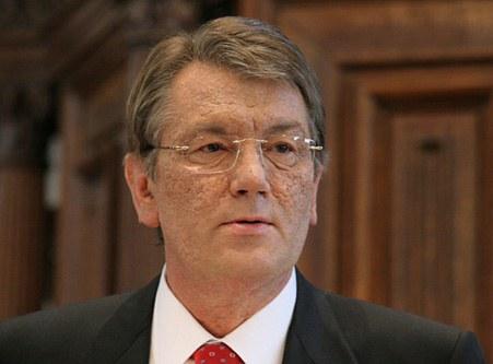 Ющенко выгнал Луценко из СНБО
