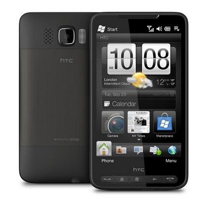 Начались поставки HTC HD2: WM-коммуникатора с 4,3-дюймовым экраном