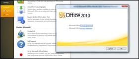 Вышел корпоративный MS Office 2010